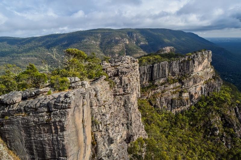 Une journée dans les montagnes du Grampians National Park, au cœur du bush australien !