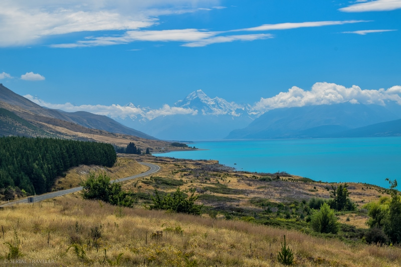 3 jours d'émerveillement dans le Sud du Canterbury, entre l'imposant Aoraki / Mont Cook et les fabuleux lacs Pukaki & Tekapo !