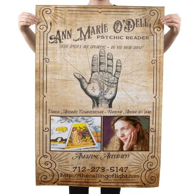 O'Dell Poster