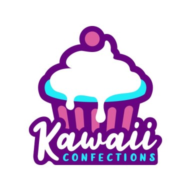 Kawaii Confections Logo