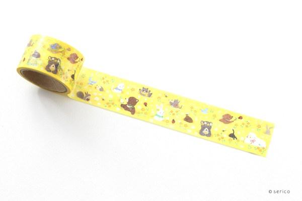 マスキングテープ(一部100円ショップ)