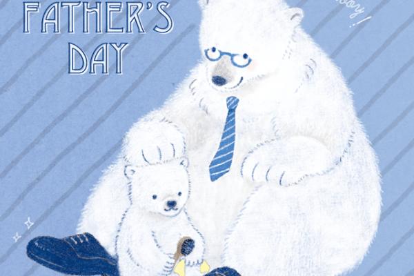 父の日イラスト