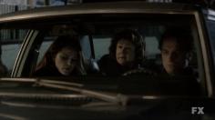 Elizabeth, la abuela y Philip
