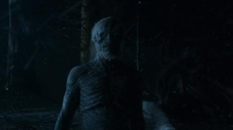 White Walker is back...