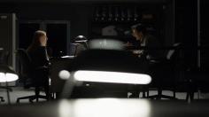 Carrie y Peter. ¿Amor de oficina?