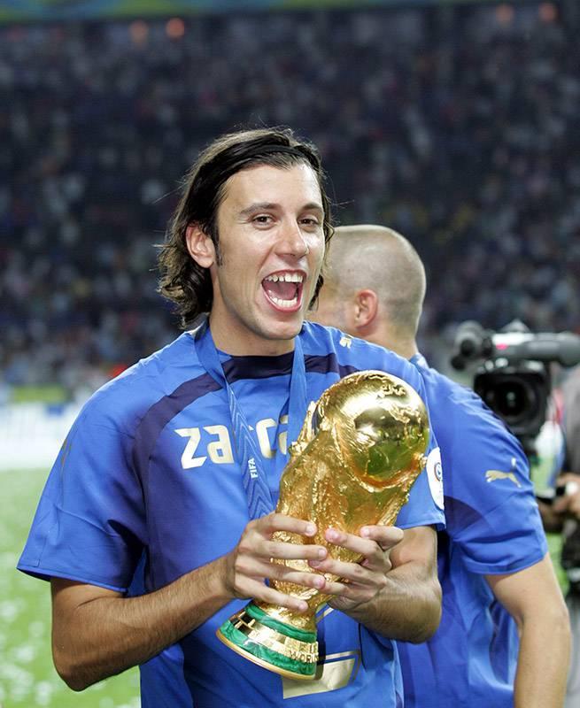 Cristian Zaccardo: da campione del mondo a ricerca di un contratto su LinkedIn | numerosette.eu