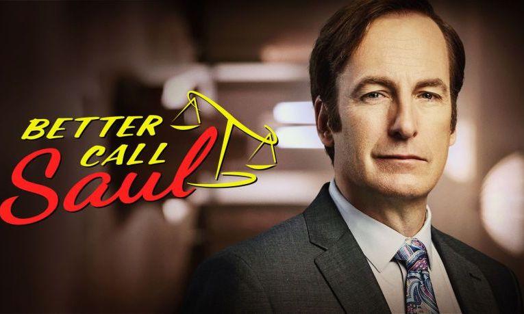 Presentación de la tercera temporada.Better Call Saul