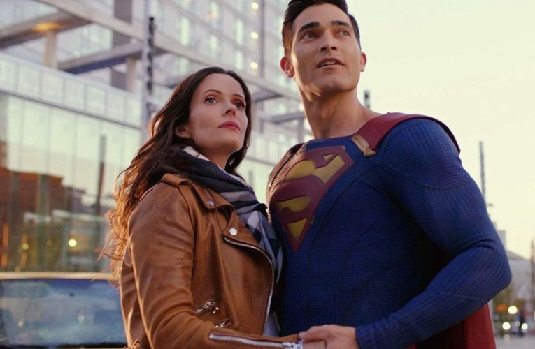 The CW ya prepara la serie de 'Superman & Lois'