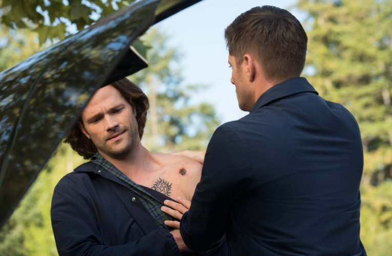 Supernatural: Back and to the Future (season premiere)