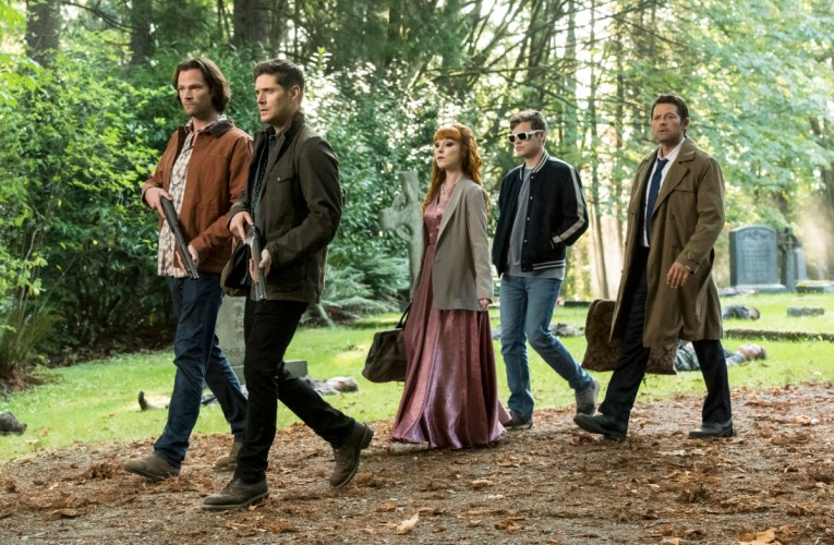 Supernatural: The Rupture