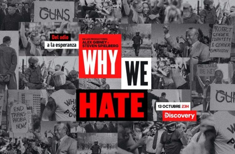 'Why we hate', ¿qué es el odio?