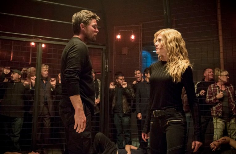 "Arrow 8×05 Review: ""Prochnost"""