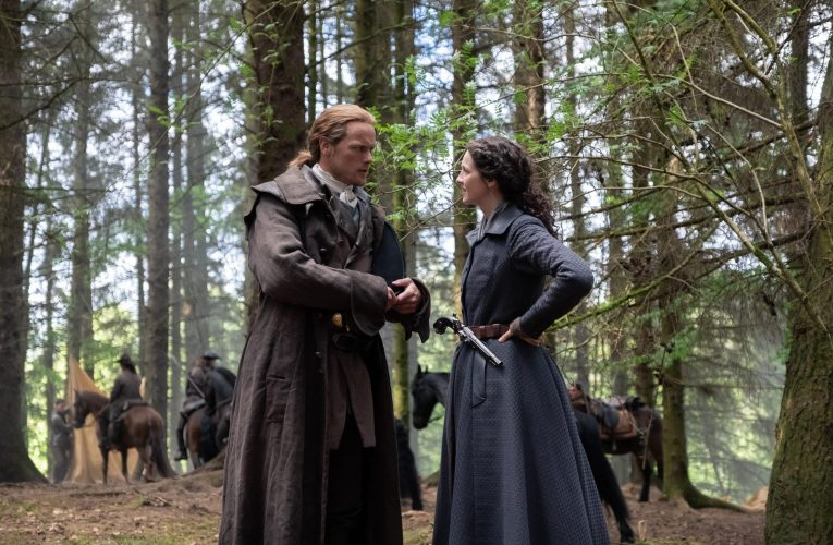 "Outlander 5×03 Review: ""Libre albedrío"""