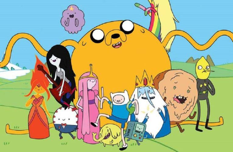 Series de animación para entretener a toda la familia