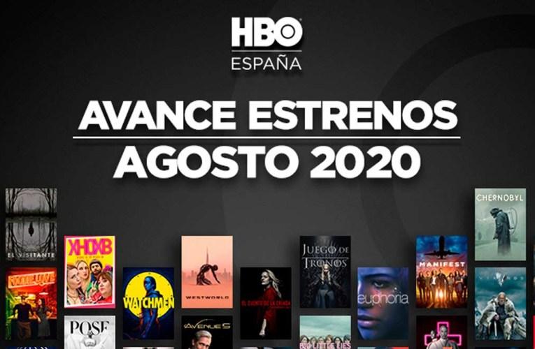 HBO y sus estrenos en agosto