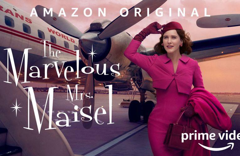 Los rodajes de The Marvelous Mrs. Maisel ya tienen fecha