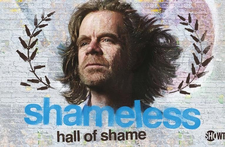 'Shameless Hall Of Shame' lo nuevo de 'Shameless'