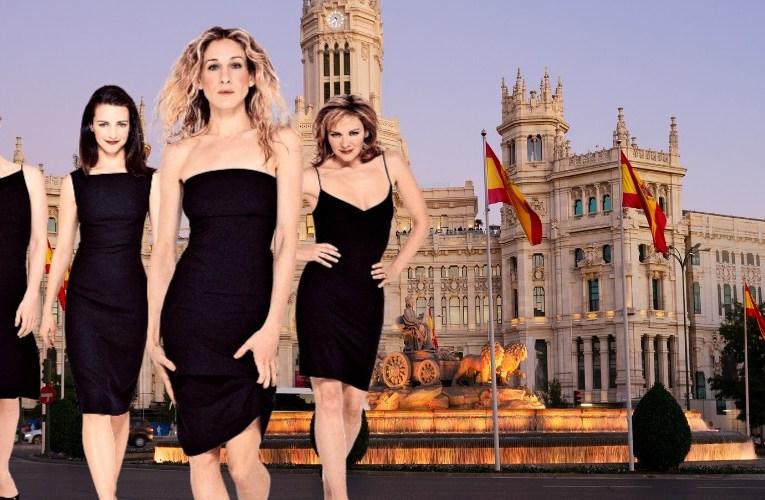 Así sería la versión española de 'Sexo en Nueva York'