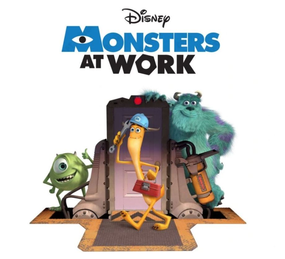 monsters at work fecha