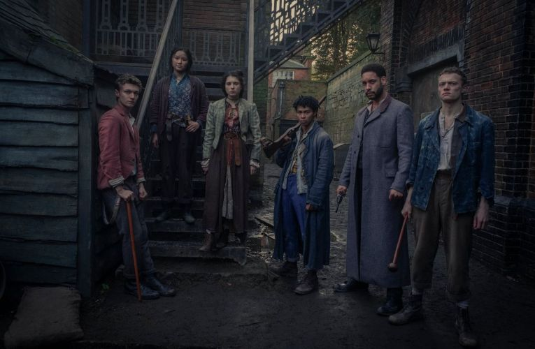 Netflix prepara 'The Irregulars': un terrorífico giro a Sherlock Holmes
