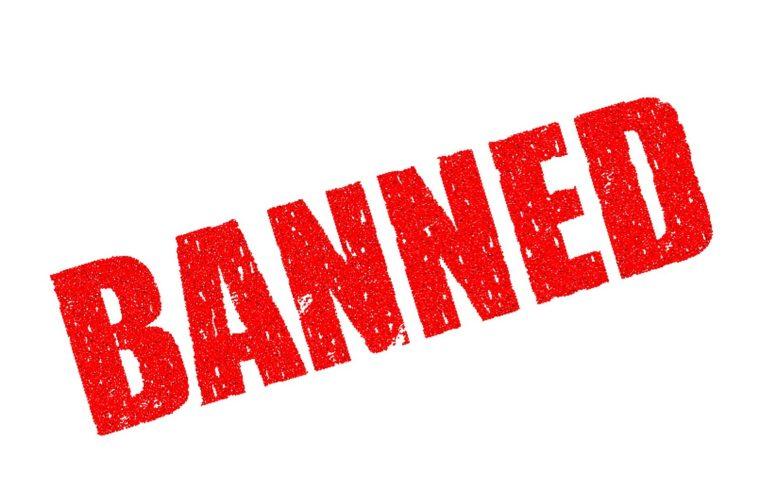 Series y capítulos prohibidos