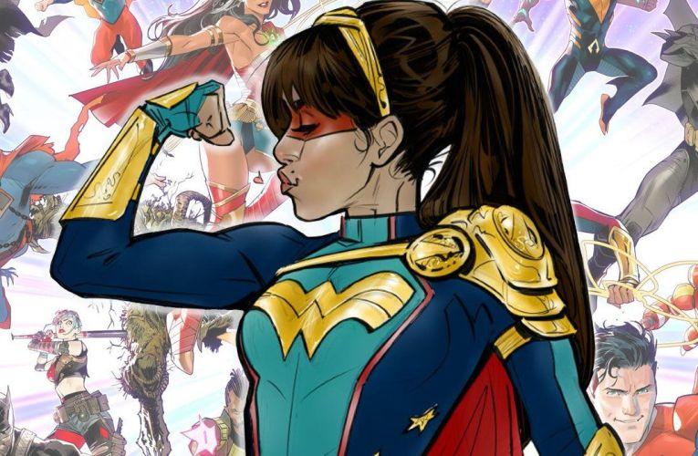 The CW no seguirá adelante con 'Wonder Girl'
