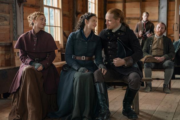 primeras imágenes temporada 6 outlander