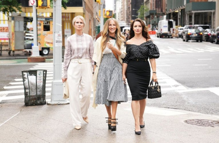 La creadora de 'Sexo en Nueva York' habla del revival y la relación de S.J. Parker y Kim Cattrall