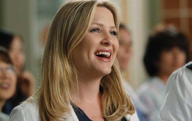 Jessica Capshaw (Arizona) pode retomar o romance com a personagem de Tessa Ferrer