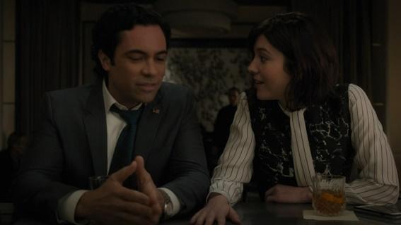 BrainDead é protagonizada por Mary Elizabeth Winstead como Laurel Healy e Danny Pino como Luke Healy.