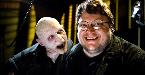 Guilhermo del Toro, responsável pela criação da série The Strain.