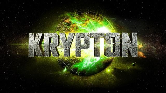 Krypton, a origem do Superman