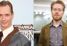 Doug Jones e Anthony Rapp
