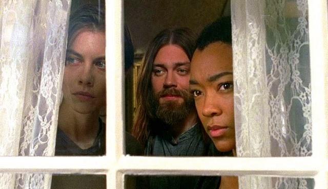 The Walking Dead --- Go Getters