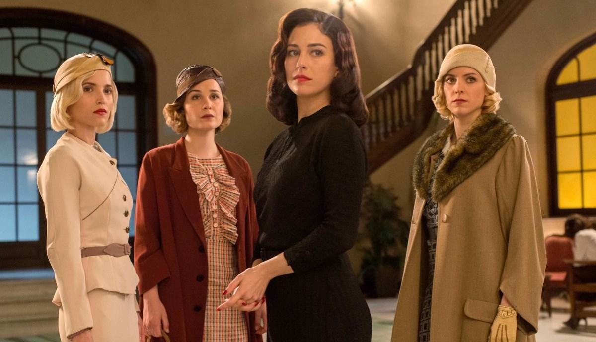 Crítica: Las Chicas del Cable é uma obra da Netflix que deve ser aclamada  pelo seu protagonismo – Série Maníacos