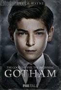 David Mazouz es Bruce Wayne.