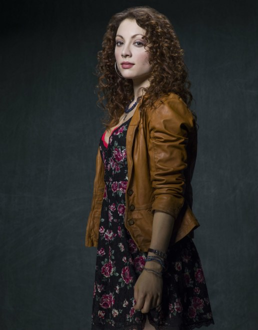 Leah Gibson.