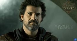 Rodolfo Sancho es Julian Martinez.