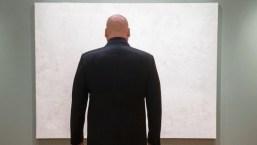"Vincent D'Onofrio es Wilson Fisk, Aka ""Kingpin""."