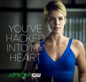 Arrow - Felicity Smoak.