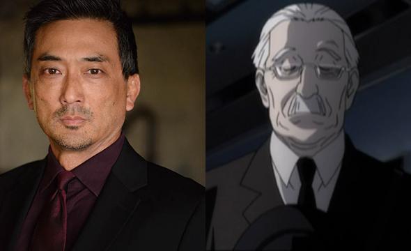 Paul Nakauchi (O Grande Ataque, Nômade) como Watari