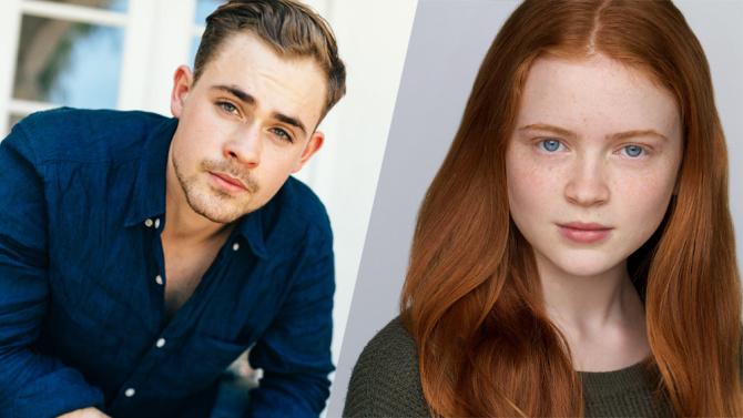 Dois novos atores são contratos para segunda temporada — Stranger Things