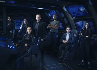 Sony Agents of SHIELD