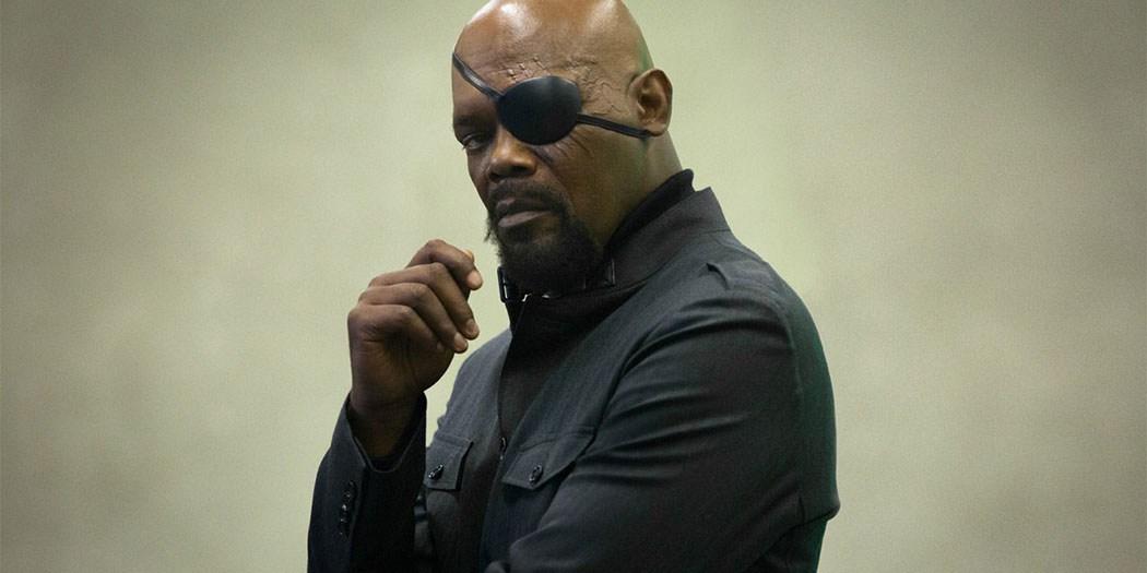 Samuel L. Jackson é Confirmado Para Capitã Marvel