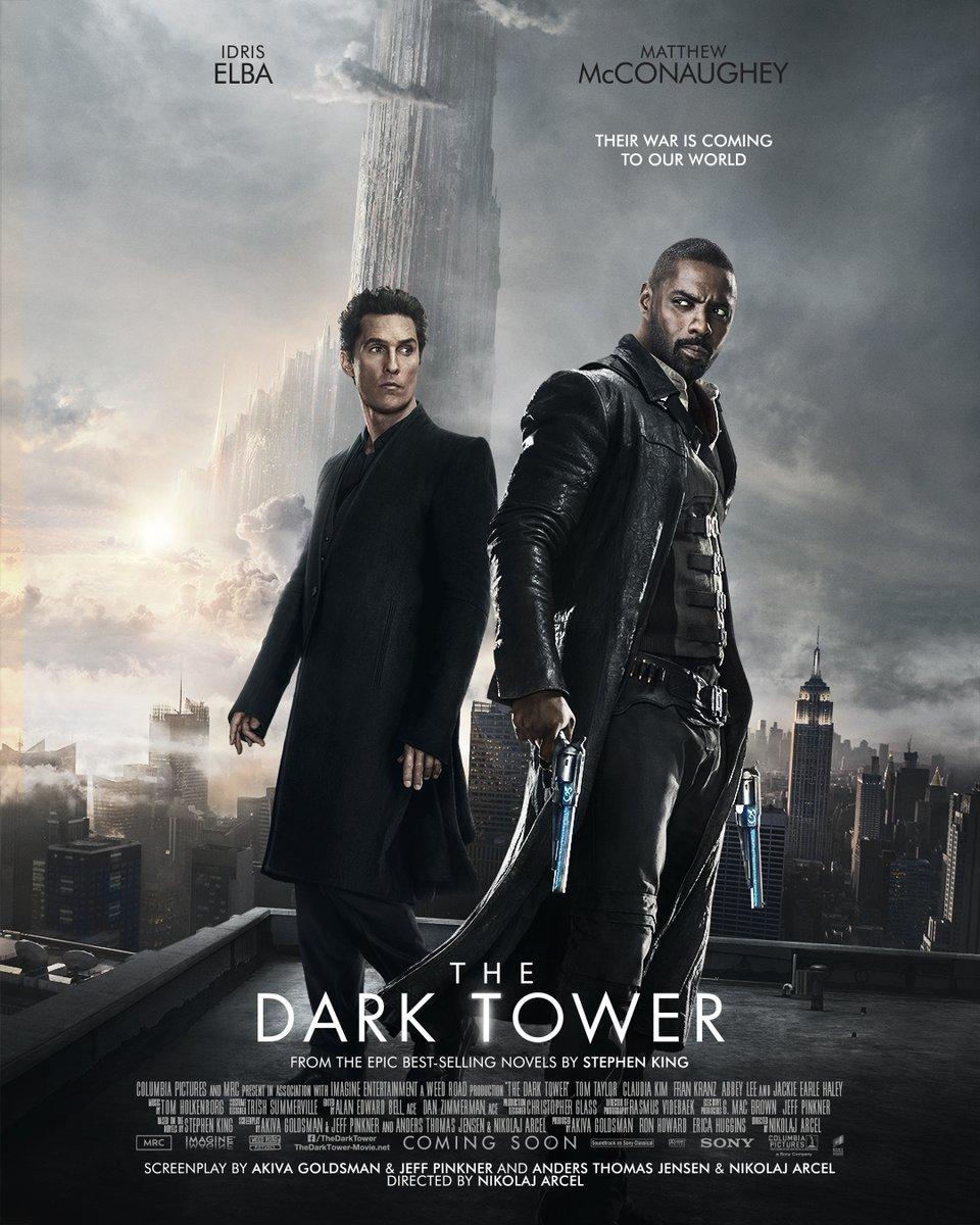 A Torre Negra: Novo trailer será lançado em breve