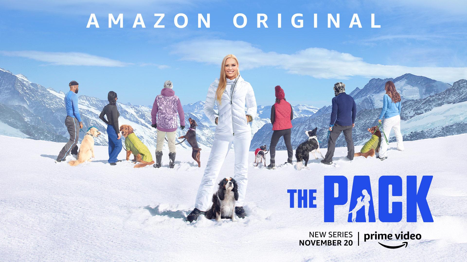 Confira as novidades de novembro no Amazon Prime Video!