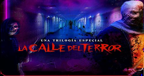 Trilogía La Calle Del Terror Completa por Mega