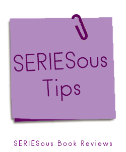 SERIESous Tips: Cross Posting Reviews