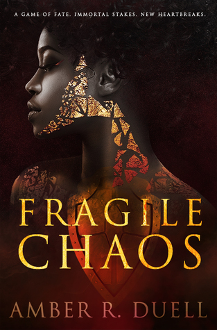 Blog Tour: Fragile Chaos by Amber R Duell