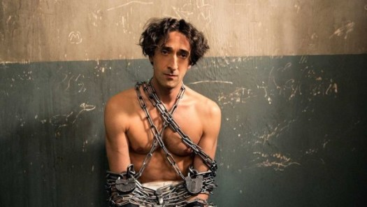 """Adrien Brody in """"Houdini"""" on History Channel."""